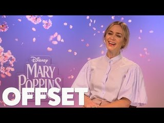 Emily Blunt's daughter is obsessed with 'cheeky little Freddos'