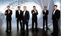 Les acteurs ayant incarné le rôle de James Bond
