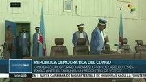 Martin Fayulu apela el resultado de las elecciones en el Congo