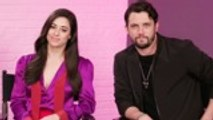 'Roswell, New Mexico' Stars Jeanine Mason & Nathan Dean Parsons Share Positive Reboot Reactions   In Studio