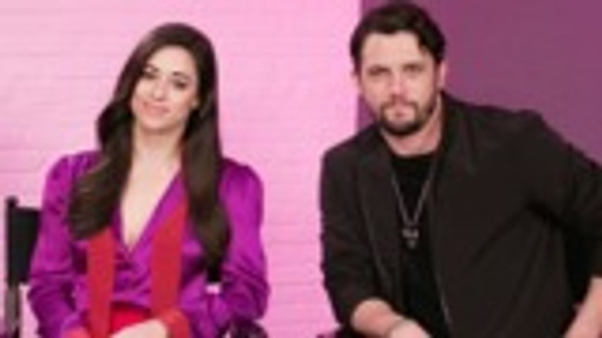 'Roswell, New Mexico' Stars Jeanine Mason & Nathan Dean Parsons Share Positive Reboot Reactions | In Studio