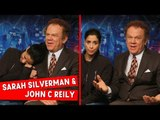 'We have your pants!': Sarah Silverman and John C Reilly reveal their Ebay habits!