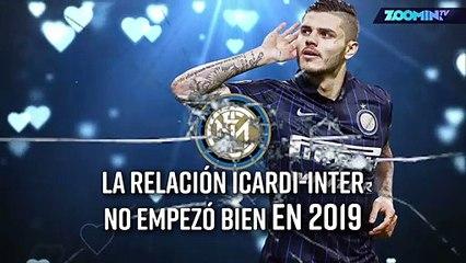 Wanda: 'La renovación de Icardi con el Inter está lejos'