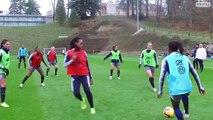 France-Etats-Unis Féminines : coup d'envoi de la préparation à Clairefontaine I FFF 2019