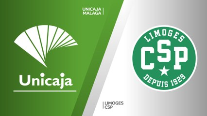 7Days EuroCup Highlights Top 16, Round 3: Unicaja 79-72 Limoges