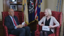 Senators Cory Booker and Kirsten Gillibrand Play How Well Do You Know Your Co-Worker
