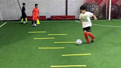 ASPTG ÉLITE FOOTBALL - FIVE PERPIGNAN - 15.01.2019