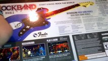 Rock Band: Rivals Guitar Bundle (Xbox One) Unboxing
