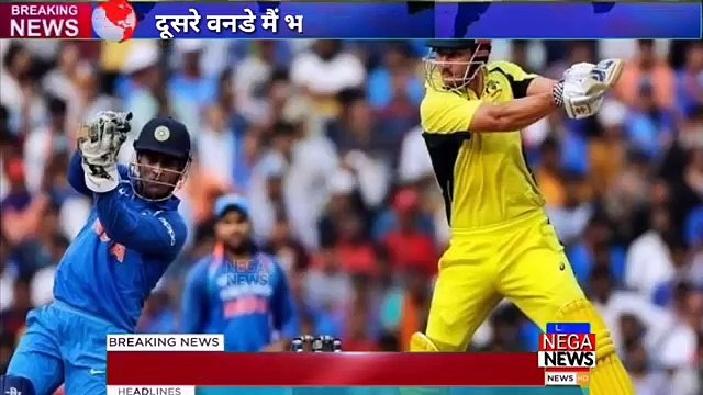 India vs Australia 2nd ODI 2019 Highlights- India beat Australia in last-over thriller - Aus vs ind