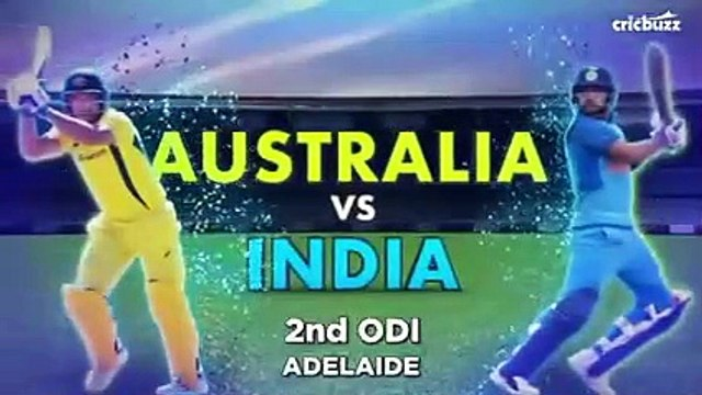 India vs Australia 2nd ODI 2019 January 15 full Highlight -all Wickets full highlights