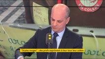 """""""Stylos rouges"""" : Jean-Michel Blanquer """"ouvert à la discussion"""" avec des interlocuteurs """"désignés"""""""