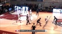 PRO B : Saint-Chamond vs Roanne (J14)