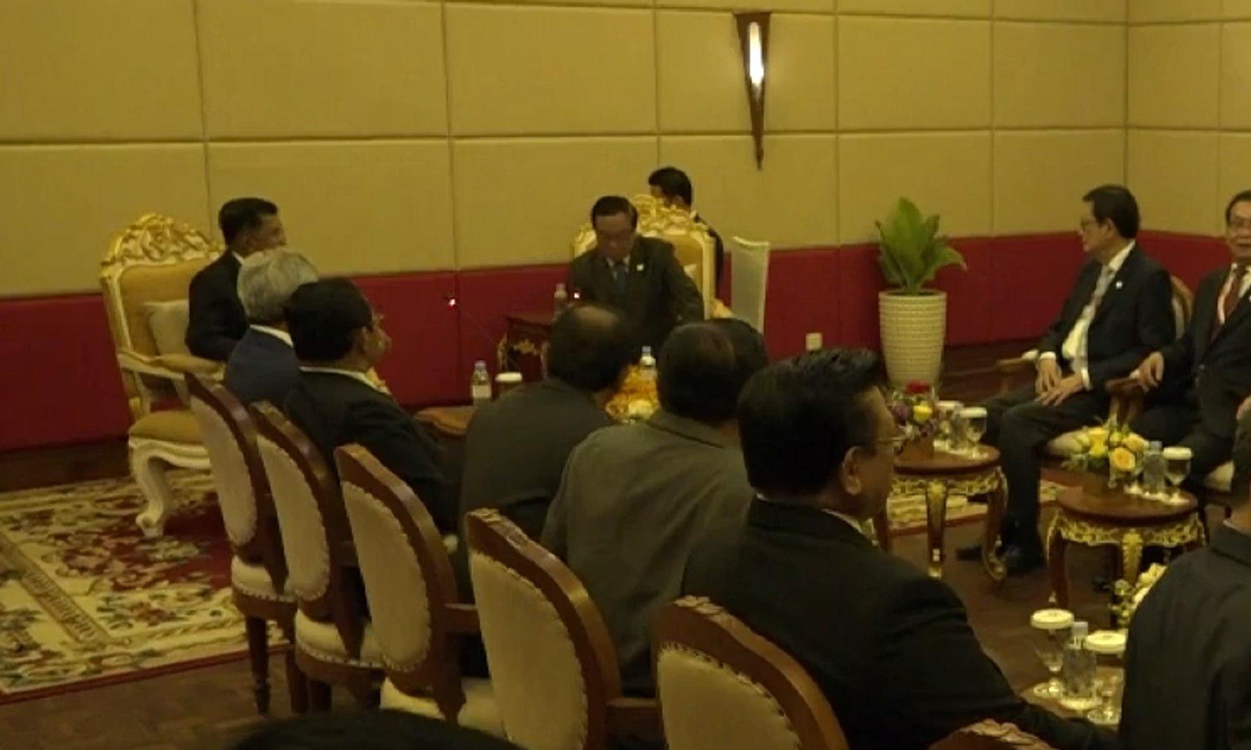 Hadiri Peluncuran Dewan Kebudayaan Asia di Kamboja, Ini Harapan Wapres JK