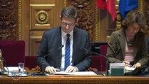 Intervention Philippe Dominati Débat sur les mobilités du futur du 15/01/2019