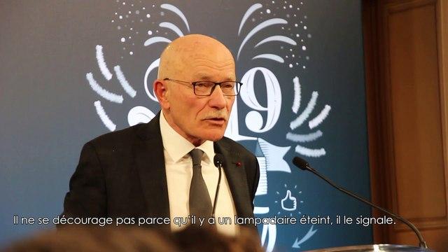 Voeux du maire de Metz pour 2019