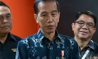 Kritik Pidato Prabowo, Jokowi: Kalau Berbicara Pakai Data