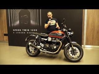 Visordown - Triumph Speed Twin 1200