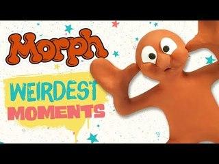 MORPH'S TOP 5 WEIRDEST MOMENTS