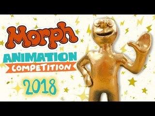 GOLDEN MORPH COMPETITION 2018   ENTER NOW!