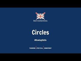 Rowing skills: Circles
