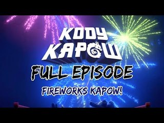 Fireworks Kapow! | FULL EPISODE | ZeeKay Junior
