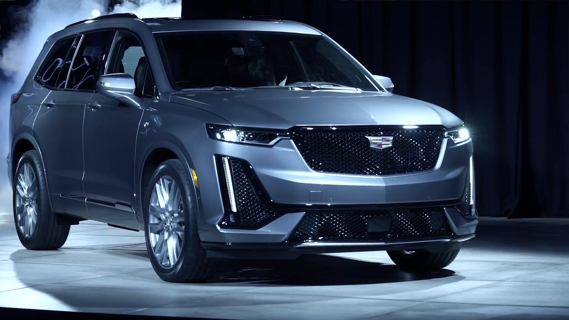 2020 Cadillac XT6 Sport World Premiere