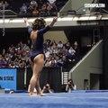 La routine de gymnastique incroyable de Katelyn Ohashi