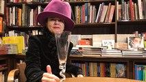 Amélie Nothomb à la librairie Coiffard