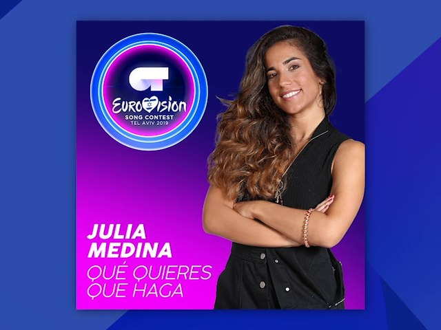 Julia Medina - Qué Quieres Que Haga