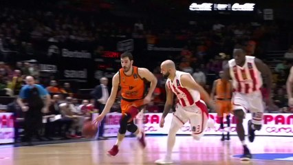7Days EuroCup Highlights Top 16, Round 3: Valencia 92-76 Zvezda