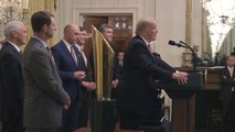 Clemson Tigers White House Visit: The Highlights