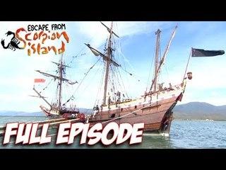 Rollin' Thunder | Escape From Scorpion Island - Episode 23 | ZeeKay