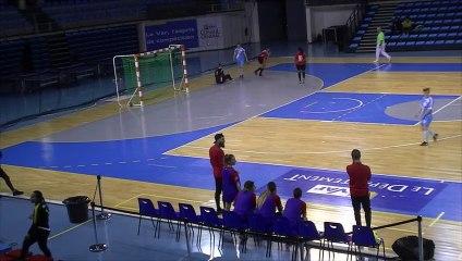 Toulon Elite Futsal vs Ass. Futsal Puget [MI-TEMPS 2]