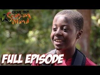 Island Fire | Escape From Scorpion Island - Episode 22 | ZeeKay