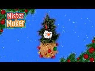 Mister Maker - Snowy Christmas Makes! ⛄