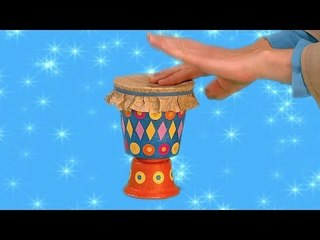 Multi-coloured Musical Masterpiece | Mister Maker