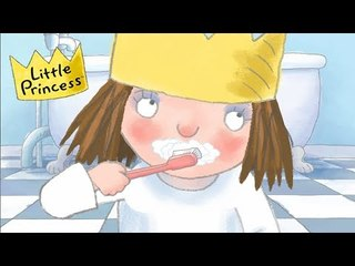 Where's My Tooth?  Cartoons For Kids  Little Princess