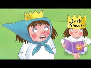 I Want To Be Queen - Read Along with Little Princess!