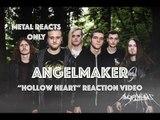 "ANGELMAKER ""Hollow Heart"" Reaction Video   Metal Reacts Only   MetalSucks"