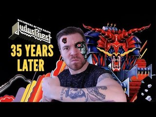 """JUDAS PRIEST """"Defenders of the Faith"""" Turns 35 Years Old 