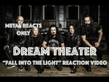 "DREAM THEATER ""Fall Into Light"" Reaction Video 