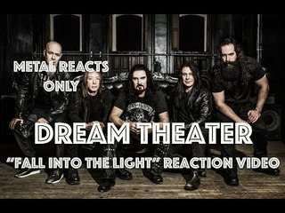 """DREAM THEATER """"Fall Into Light"""" Reaction Video 