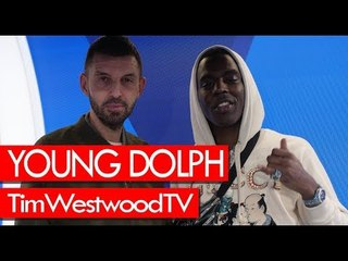 Young Dolph on Memphis, Yo Gotti, Three 6 Mafia, Preach, Role Model - Westwood
