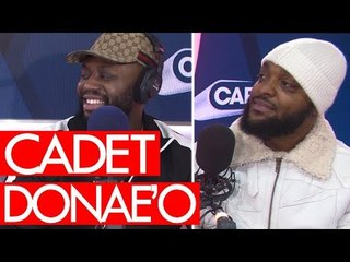 R.I.P Cadet (1990-2019) with Donae'O on Advice, Krept, labels, fashion - Westwood