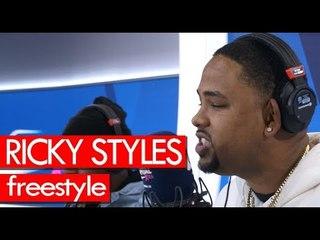 Ricky Styles & Wholovemoney freestyle - Westwood