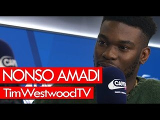 Nonso Amadi on Tonight, Lagos, Afrobeats scene, new music - Westwood