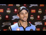 Adelaide Strikers batsman Jon Wells spoke to media before the team travelled to Perth