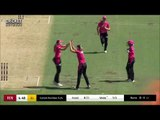 Ellyse Perry run out vs Renegades WBBL