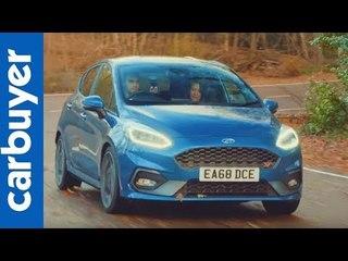 Batch & Ginny: Ford Fiesta - Car of the Year 2019