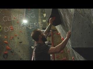 Route Setting The Organic Way: Nohl Haekel   Climbing Designers